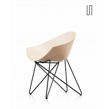 Edition neuve, RM56 armchair by Roman Modzelewski, Eastern European Design
