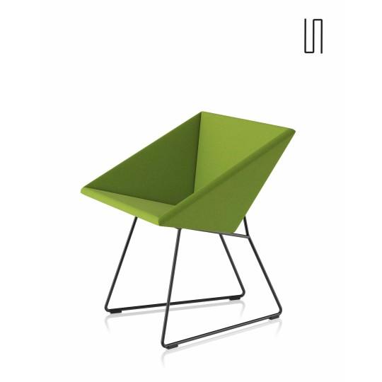 Fauteuil RM57 par Roman Modzelewski, édition neuve
