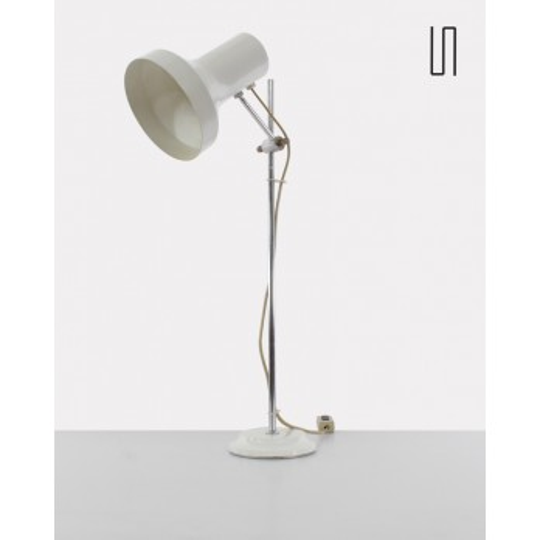 Lampe à poser de l'Est pour Napako, 1960, design sovietique