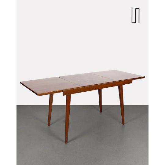 Eastern dining table by Frantisek Jirak, 1960, soviet design