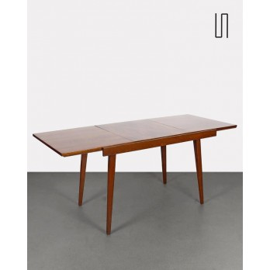 Table de repas par Frantisek Jirak, 1960, Design soviétique