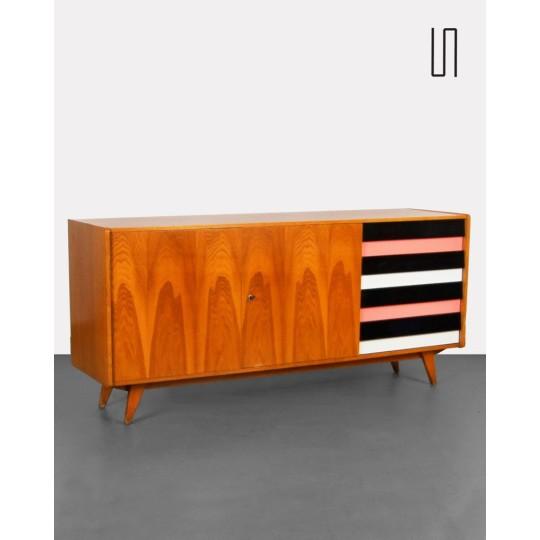 Grande commode, Jiri Jiroutek pour Interier Praha, 1960, Design d'Europe de l'Est