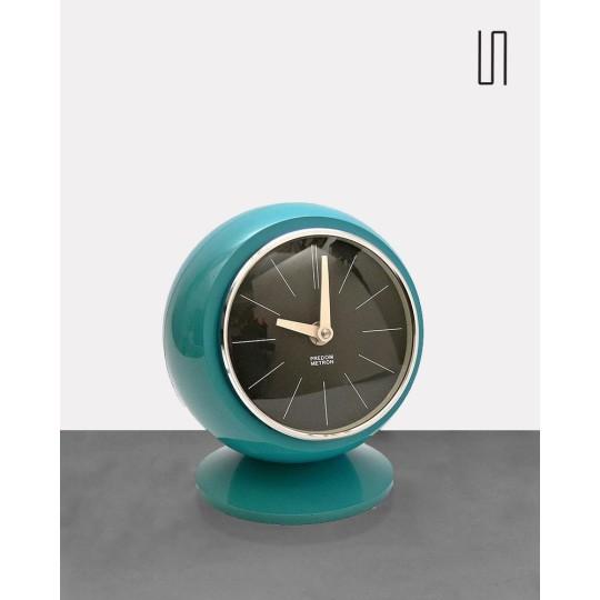Horloge polonaise Predom pour Metron, 1970