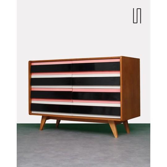 buffet pour interier praha par jiri jiroutek 1960 design vintage - Meuble Design Vintage