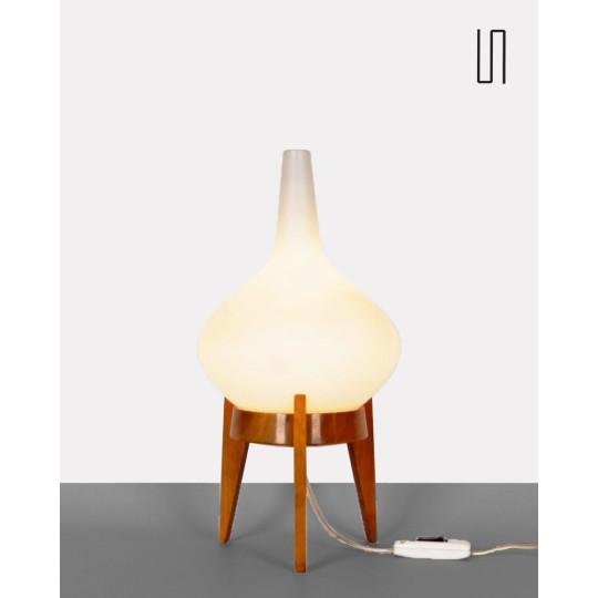 Lampe à poser pour Uluv, pays de l'Est, 1960