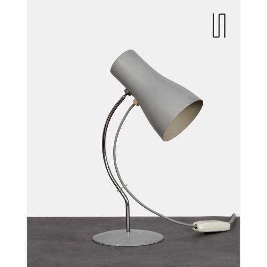 Lampe vintage de l'Est par Josef Hurka pour Napako, 1960