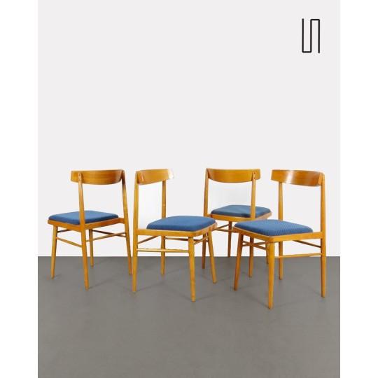 Set de 4 chaises Ton