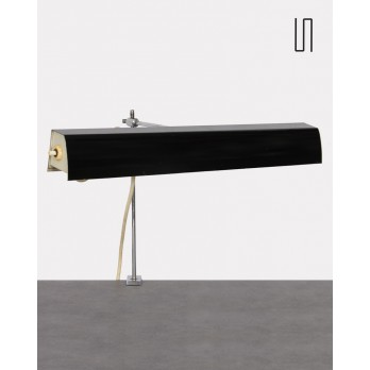 Lampe par Josef Hurka, design tchèque vintage, 1960