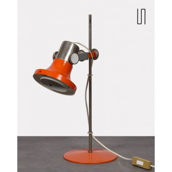 Eastern European lamp by Pavel Grus, 1960