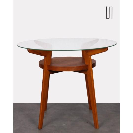 Table basse vintage d'Europe de l'Est pour Jitona, 1960