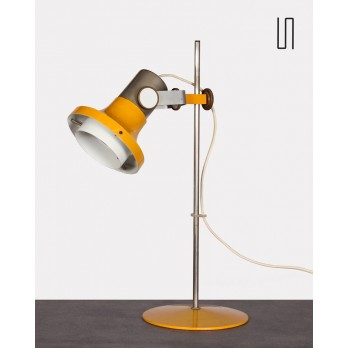 Czech lamp by Pavel Grus for Kamenický Šenov, 1960s