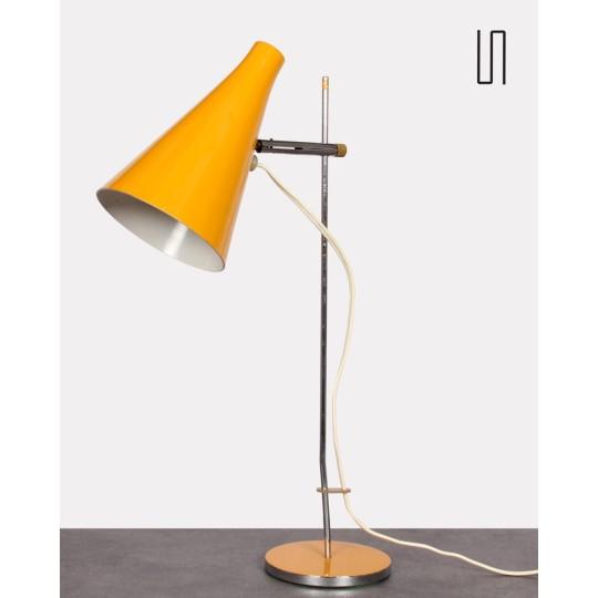 Lampe d'Europe de l'Est par Josef Hurka pour Lidokov