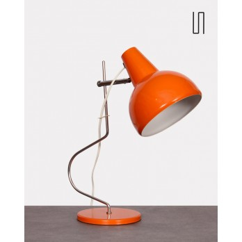 Vintage lamp by Josef Hurka for Lidokov, 1960s