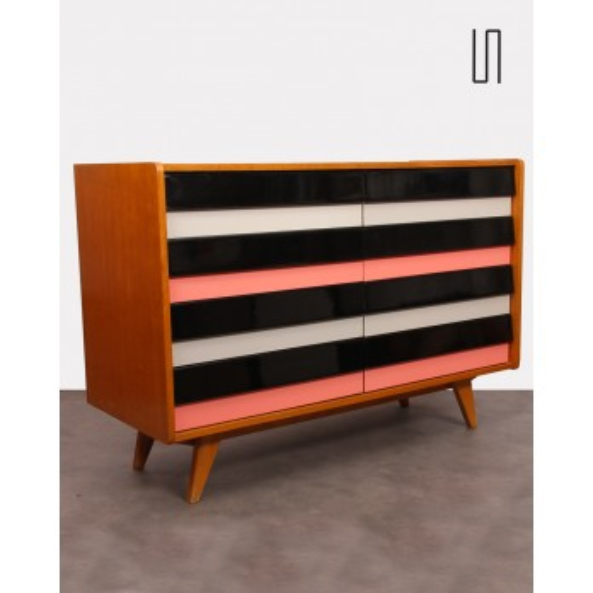 Czech chest of drawers by Jiri Jiroutek for Interier Praha, 1960s