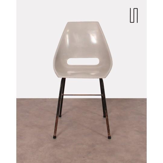 Chaise par Miroslav Navratil pour Vertex, 1960