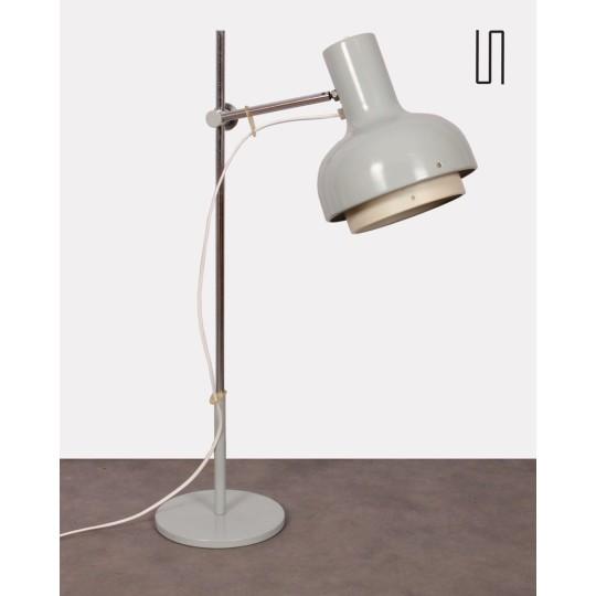 Grande lampe par Josef Hurka pour Napako, 1970, Design vintage
