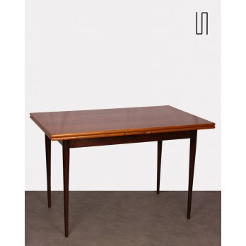 Dining table produced by the manufacturer Drevotvar, 1960s