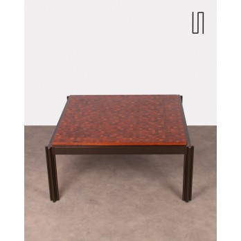 Table basse scandinave par Lindum et Middelboe, 1970