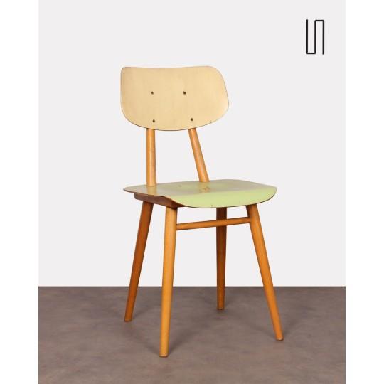 Chair of Czech origin edited by Ton, 1960s