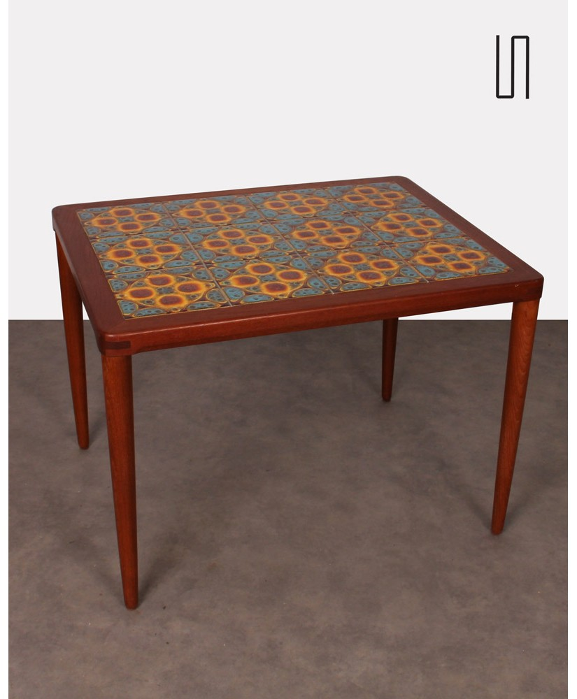Scandinavian coffee table by Henry Walter Klein, 1960s