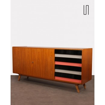 Large chest of drawers by Jiri Jiroutek for Interier Praha, 1960s