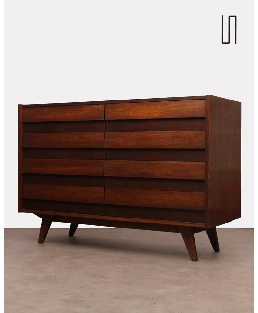 Chest of drawers designed by Jiri Jiroutek, 1960s