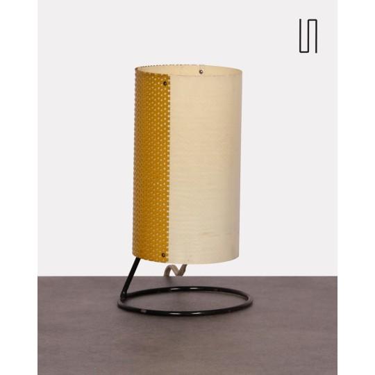 Lampe par Josef Hurka pour Pokrok Zilina, 1960