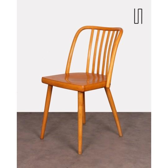Chaise vintage par Antonin Suman pour Ton, 1960