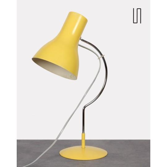 Grande lampe vintage pour Napako, 1960