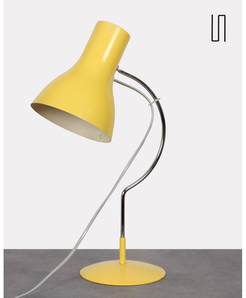 Large vintage lamp for Napako, 1960s