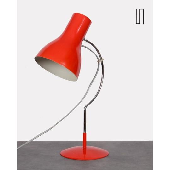 Grande lampe par Josef Hurka pour Napako, 1960