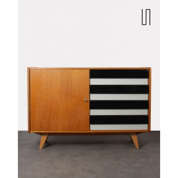 Vintage chest of drawers by Jiri Jiroutek, 1960s