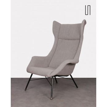Armchair by Miroslav Navratil for Ton, 1960s