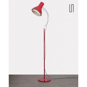 Eastern European floor lamp by Josef Hurka, 1960s