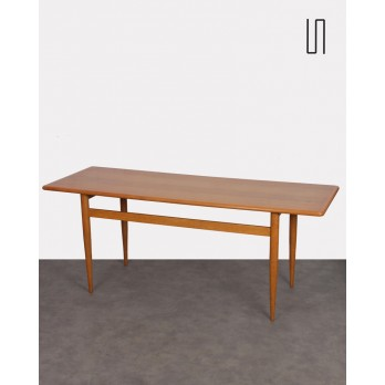 Coffee table by Sedlacek and Vycital for Drevotvar, 1960s