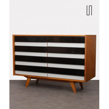 Eastern European chest of drawers by Jiri Jiroutek, 1960s