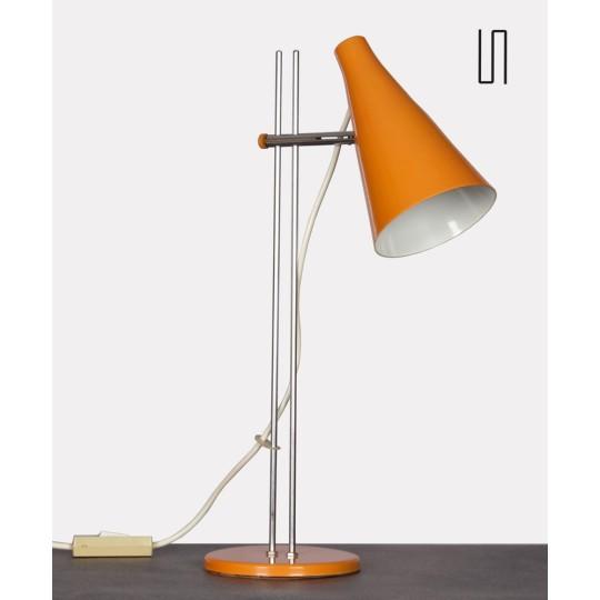 Lampe tchèque par Josef Hurka pour Lidokov, 1960