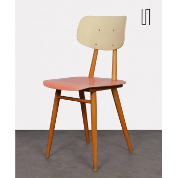 Eastern European chair for the publisher Ton, 1960s