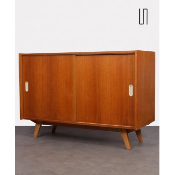 Vintage chest of drawers, model U-452, by Jiri Jiroutek, 1960s