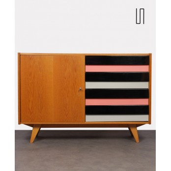 Chest of drawers by Jiri Jiroutek for Interier Praha, 1960s