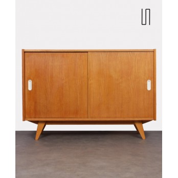 Sideboard, model U-452, by Jiri Jiroutek for Interier Praha, 1960s