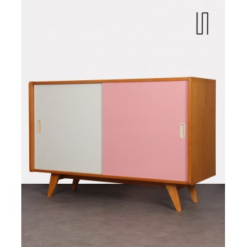 Czechoslovakian sideboard for Interier Praha, 1960s, Eastern design