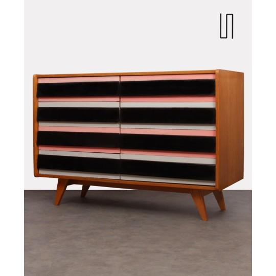 Commode par Jiri Jiroutek pour Interier Praha, 1960, Design soviétique