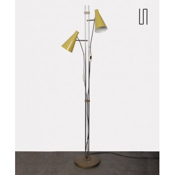 Floor lamp by Josef Hurka for Lidokov, 1960s