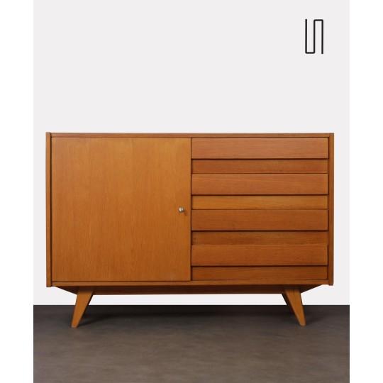 Eastern European chest of drawers designed by Jiri Jiroutek, 1960s