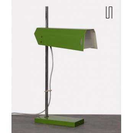 Lampe dessinée par Josef Hurka pour l'éditeur Lidokov, 1970
