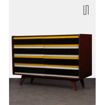 Chest of drawers from Eastern Europe, design by Jiri Jiroutek, 1960s