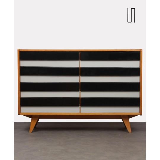 Chest of drawers, model U-453, by Jiri Jiroutek, 1960s