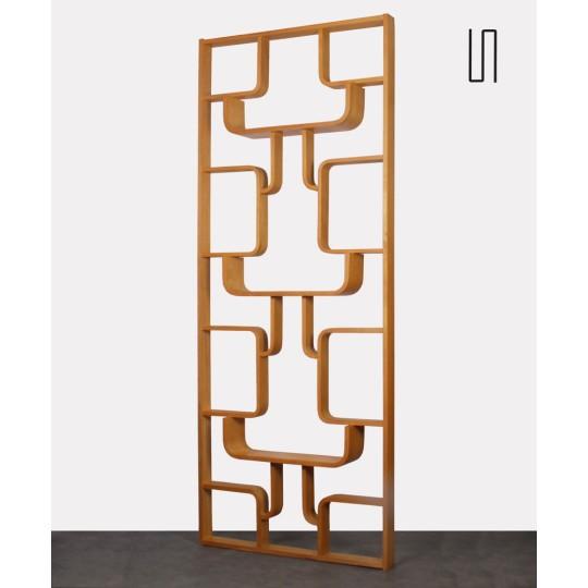 Vintage claustra, design by Ludvik Volak for Drevopodnik Holesov