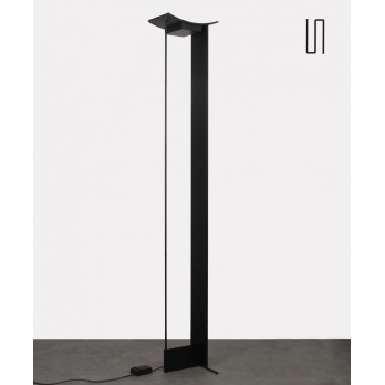 Floor lamp by Gilles Derain for Lumen center, 1979